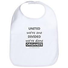 United We're One (union) Bib