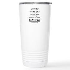 United We're One (union) Travel Mug