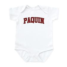 PAQUIN Design Infant Bodysuit