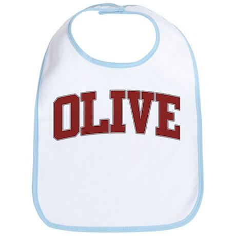 OLIVE Design Bib