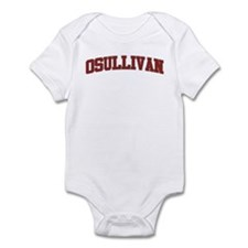 OSULLIVAN Design Infant Bodysuit