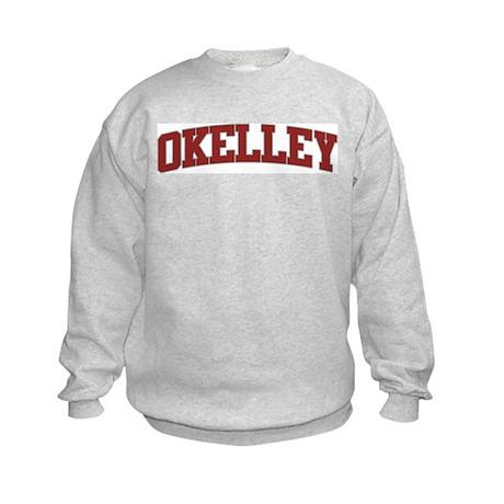 OKELLEY Design Kids Sweatshirt