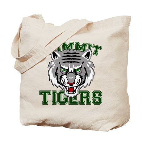 Summit Tigers Tote Bag