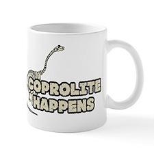 COPROLITE HAPPENS Small Mug