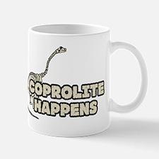 COPROLITE HAPPENS Small Small Mug