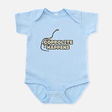 COPROLITE HAPPENS Infant Bodysuit