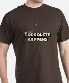 COPROLITE HAPPENS T-Shirt