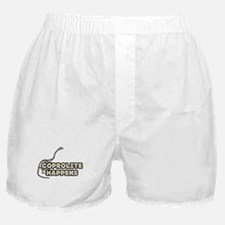 COPROLITE HAPPENS Boxer Shorts