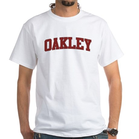 OAKLEY Design White T-Shirt