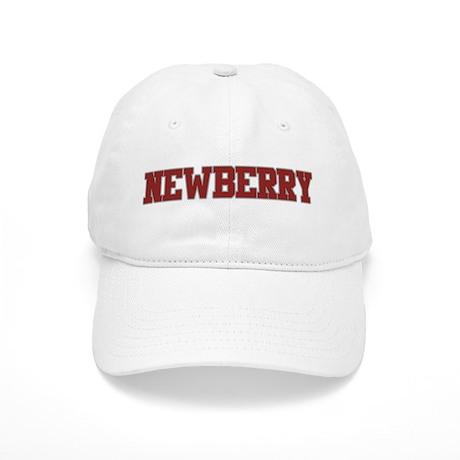 NEWBERRY Design Cap