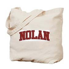 NOLAN Design Tote Bag