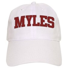 MYLES Design Baseball Cap