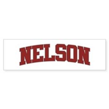 NELSON Design Bumper Bumper Sticker