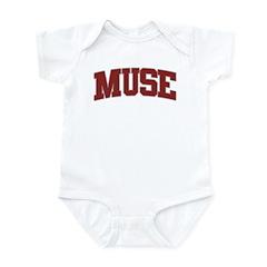MUSE Design Infant Bodysuit