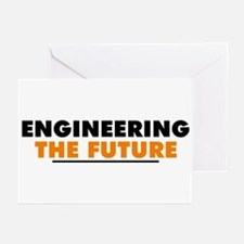 Engineering The Future Greeting Cards (Pk of 10)