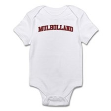 MULHOLLAND Design Infant Bodysuit