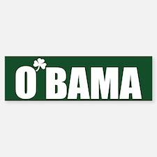 O'Bama Bumper Bumper Bumper Sticker