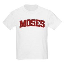 MOSES Design T-Shirt