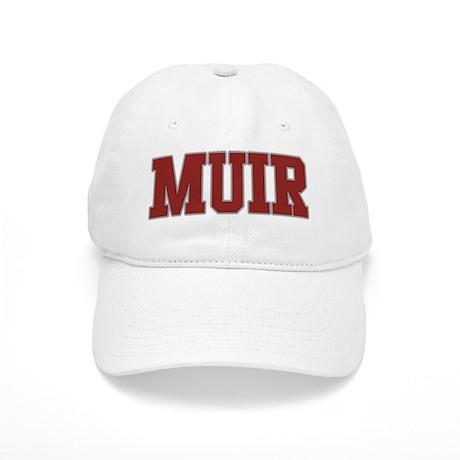 MUIR Design Cap