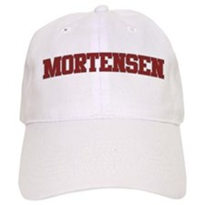 MORTENSEN Design Baseball Cap