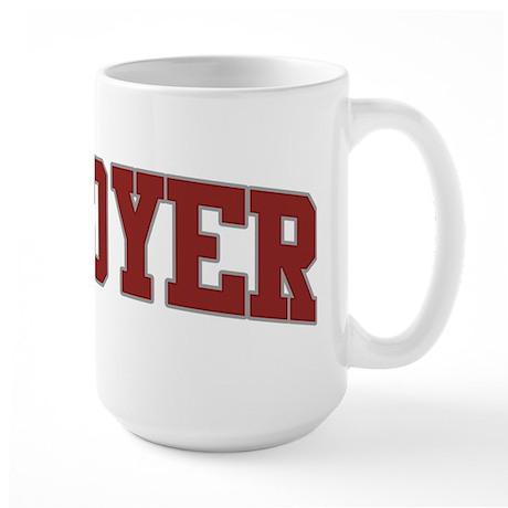 MOYER Design Large Mug