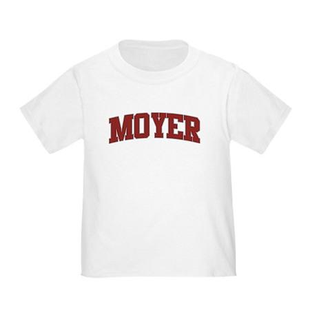 MOYER Design Toddler T-Shirt