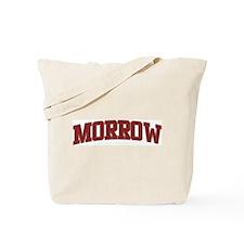 MORROW Design Tote Bag