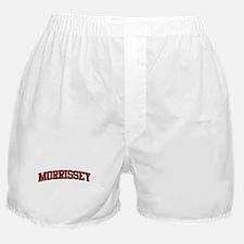 MORRISSEY Design Boxer Shorts