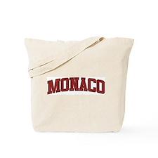 MONACO Design Tote Bag