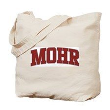 MOHR Design Tote Bag