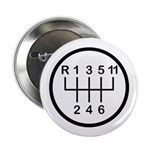 "Eleventh Gear 2.25"" Button"