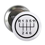 "Eleventh Gear 2.25"" Button (10 pack)"