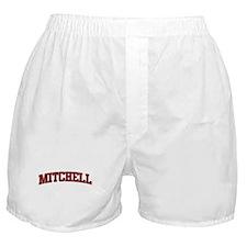 MITCHELL Design Boxer Shorts