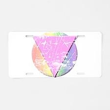 Pride me Now! Aluminum License Plate