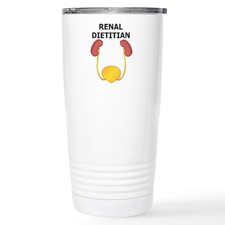 Renal Dietitian Stainless Steel Travel Mug