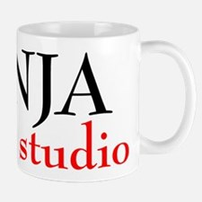 Ninja in the Studio Mug