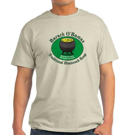 O'Bamas Soup Light T-Shirt