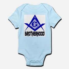 Freemason BROTHERHOOD Infant Creeper