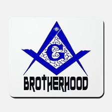 Freemason BROTHERHOOD Mousepad