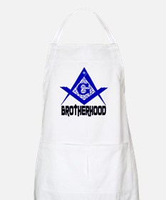Freemason BROTHERHOOD BBQ Apron