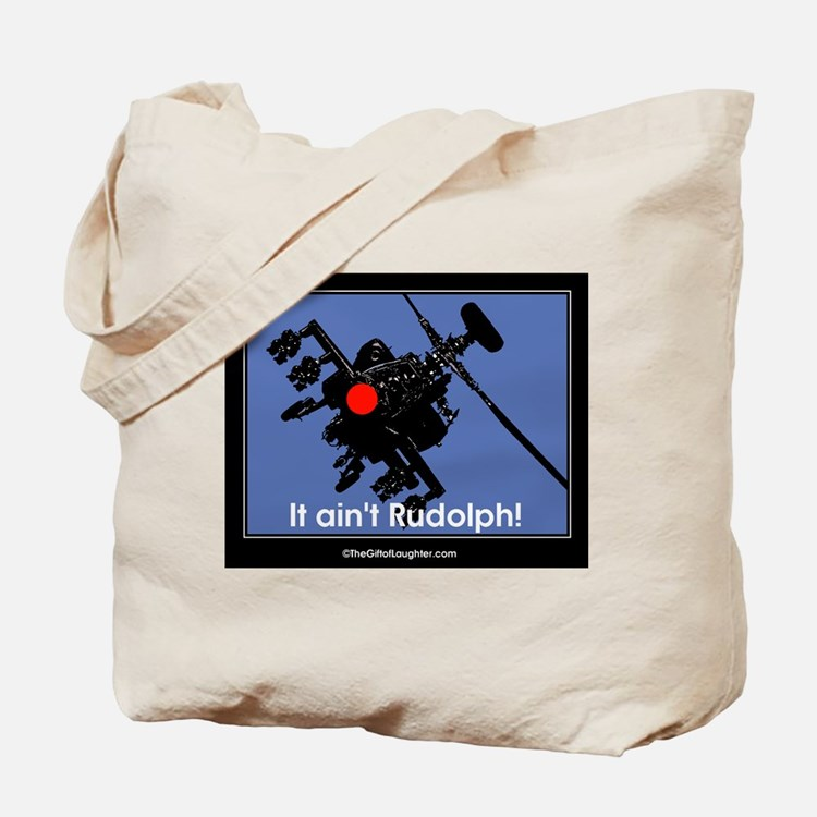 Cute Air force christmas Tote Bag