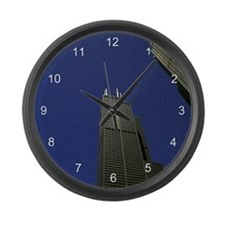 The Sears Tower Large Wall Clock