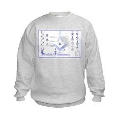Structure of Masonry Sweatshirt