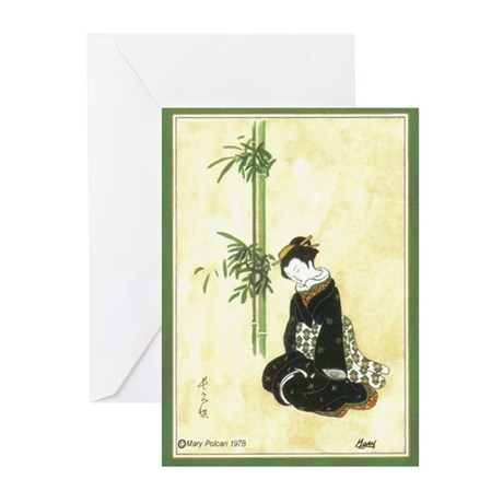 oriental Greeting Cards (Pk of 10)