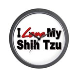 Shis tzu Wall Clocks