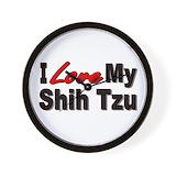 Shis tzu Wall Clocks