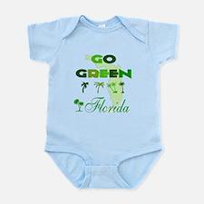 Go Green Florida Infant Bodysuit