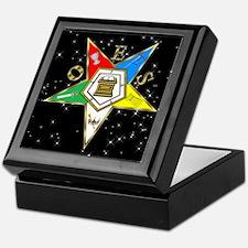 OES Star in the Sky Keepsake Box