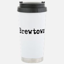 Brewtown Travel Mug