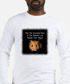 The Hamster Long Sleeve T-Shirt